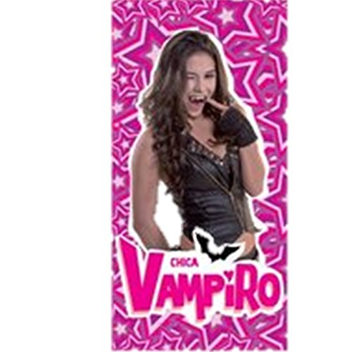 TELO MARE 70 x140 cm CHICA VAMPIRO cod: OE 9013-100