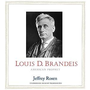 Louis D. Brandeis Audiobook