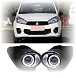 AupTech CCFL Angel Eye Fog Light DRL for Suzuki Alto 2013+