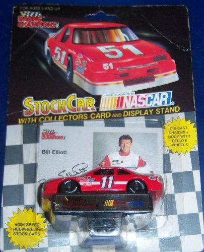 1991 Racing Champions #11 Bill Elliott - 1