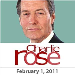 Charlie Rose: David D. Kirkpatrick, Marwan Muasher, Robert Satloff, and Barbara Walters, February 1, 2011 Radio/TV Program