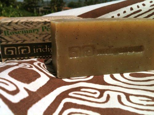 ハワイアンナチュラルソープ Indigenous Rosemry Peppermint 5oz
