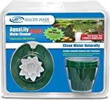 Healthy Ponds 52301 AquaLily Water Cleaner 1,000 - Reloadable Dispenser with 2 30-Day Refills; Treats up to 1,000 Gallons for 60 Days