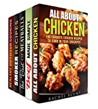 Meaty Recipes Box Set (5 in 1): Chicken, Beef, Pork Recipes to Cook in Your Crockpot, Grill, Slow Cooker, and Much More (Quick and Easy Recipes & Healthy Budget Cooking)