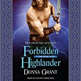 img - for Forbidden Highlander: Dark Sword, Book 2 book / textbook / text book