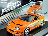 Fast & Furious Brian's 1995 Toyota Supra Mk.1V 1/43Rd Packaged Issue K8967Q