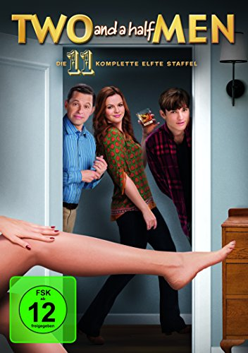 Two and a Half Men - Die komplette elfte Staffel [3 DVDs]