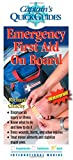 img - for Emergency First Aid On Board: A Captain's Quick Guide (Captain's Quick Guides) book / textbook / text book
