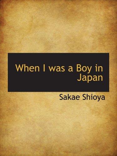 When I was a Boy in Japan