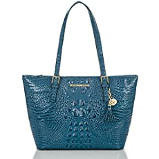 Medium Asher Tote<br>Teal Melbourne