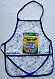 Color Me Cute Apron with Crayola Washable Marker Pack