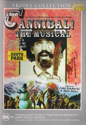 Cannibal! The Musical [Troma Collection]