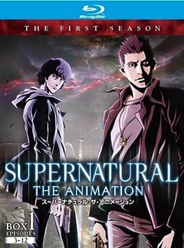 SUPERNATURAL THE ANIMATION / スーパーナチュラル・ザ・アニメーション 〈ファースト・シーズン〉コレクターズBOX1 [Blu-ray]