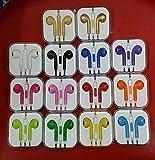 Domire Earphones / Headphones For Apple iPad iPod iPhone 5,4,4s,3g,3 With Remote, Mic & Volume Controls Rose