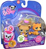 Littlest Pet Shop - Collector Pets - #1834 and #1835