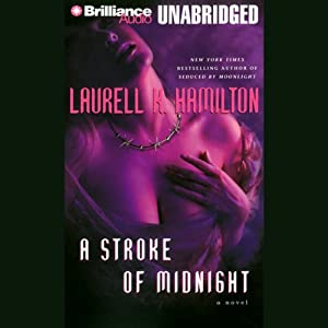 A Stroke of Midnight: Meredith Gentry, Book 4 | [Laurell K. Hamilton]