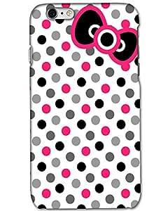 WEB9T9 I Phone 6 back cover Designer High Quality Premium Matte Finish 3D Case