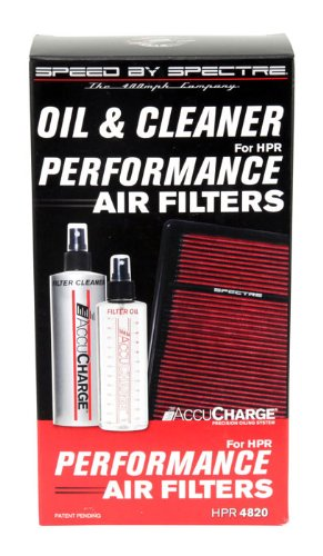 Spectre Performance Hpr4820 Accucharge Precision Air Filter Oiling System front-620429