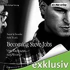 Becoming Steve Jobs: Vom Abenteurer zum Visionär Hörbuch von Brent Schlender, Rick Tetzeli Gesprochen von: Thomas M. Meinhardt