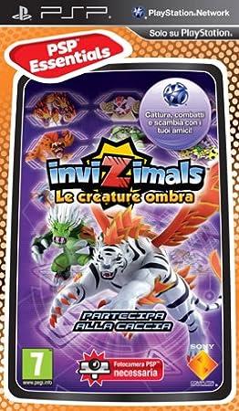 Essentials Invizimals: Le Creature Ombra