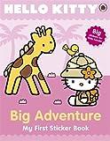Hello Kitty's Big Adventure: My First Sticker Book