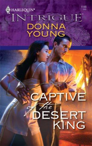 Image of Captive of the Desert King