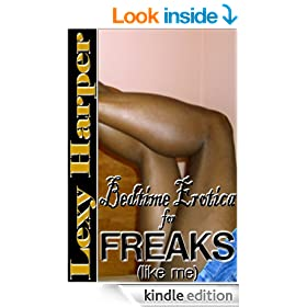 Bedtime Erotica for Freaks (like me)