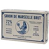 Marius Fabre 6 PAK Pure Marseille 72% Olive Oil Soap Cubes 6 x 14 Oz.