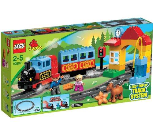 Duplo - Eisenbahn Starter-Set - 10507