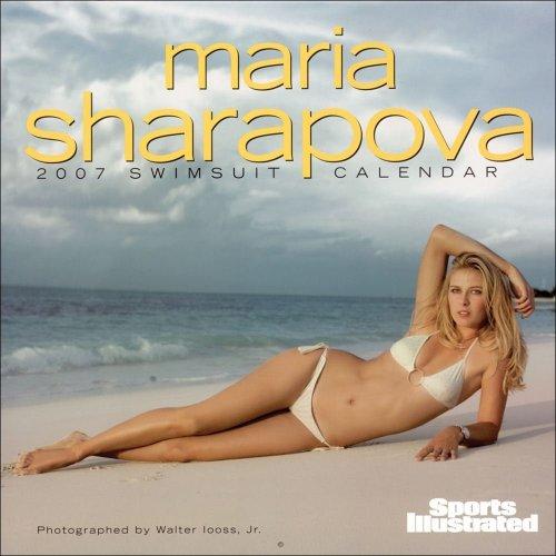 Maria Sharapova 2007 Wall Calendar