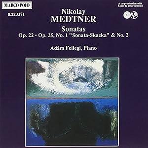Medtner - Piano Sonatas