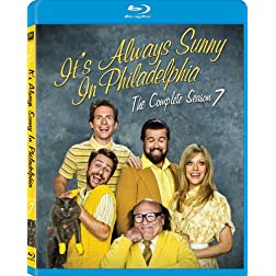 It's Always Sunny in Philadelphia: Season Seven [Blu-ray]