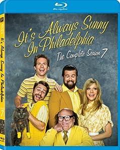 Always Sunny In Philadelphia: Season 7 [Blu-ray]