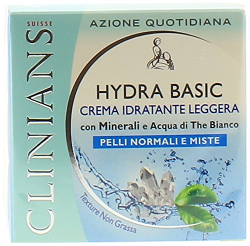 Clinians Viso Giorno Idratante Basic 50 ml