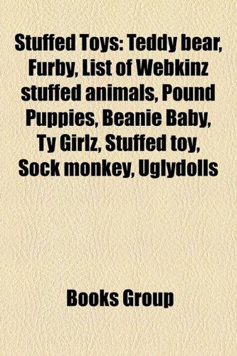 stuffed-toys-teddy-bear-furby-pound-puppies-golliwogg-pillow-pets-webkinz-merrythought-ty-girlz-bean