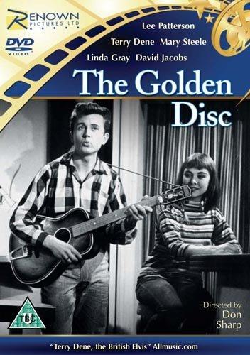 The Golden Disc [DVD]