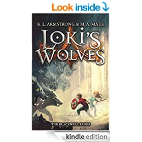 Loki's Wolves: Blackwell Pages: Number 1 in series