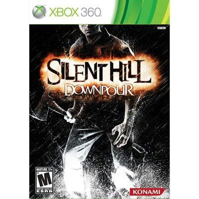 New - Silent Hill Downpour XB360 by Konami - 30121 free shipping 50w car lamps headlights 1 set h8 h9 h11 led headlights car 1set hot sale
