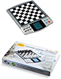Chess Academy Talking Chess Power Brain 8 in 1 Fun Games for Chess Masters and for Chess Training , 100 Pre Programmed Practice Positions and Much More.