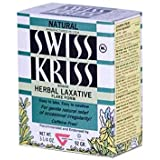 Modern Products Swiss Kriss Herbal Laxative Flake, 3.25 Ounce -- 6 per case.