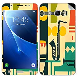 Theskinmantra Ministry of music SKIN/STICKER for Samsung Galaxy J5 (2016 Edition)