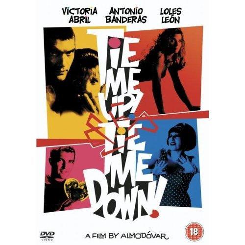 Tie Me Up! Tie Me Down! (UK) ( ¡Átame! ) ( Atame! ) [ NON-USA FORMAT, PAL, Reg.2 Import - United Kingdom ]