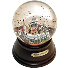Buy MLB Cincinnati Reds Great American Ball Park Musical Globe by Sports Collector's Guild