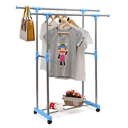 Aojia Hanging Clothes Rack Clothes Drying Rack Hanging