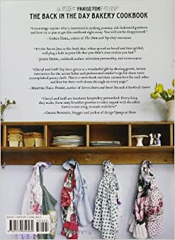 The Back in the Day Bakery CookbookHardcover– March