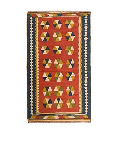 RugSense Alfombra Persian Old Kilim Kashkai Teja/Multicolor 200 x 106 cm