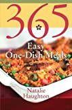 img - for 365 Easy One-Dish Meals by Haughton, Natalie (2005) Plastic Comb book / textbook / text book