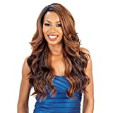 Model Model Deep Invisible L Part Lace Front Wig - ALPINE MEADOW (2) by Model Model