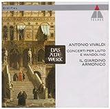 echange, troc Antonio Vivaldi - Concertos pour luth / Concertos pour mandoline