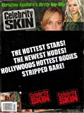 Celebrity Skin Magazine #112 Christina Aguilera (Heather Graham, Allyssa Milano, Natasha Henstridge)